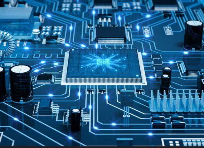 L'industrie du futur automatisée, connectée et robotisée